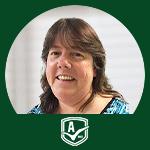 Allison Academy technology specialist Carolyn Longstreet