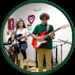 April – Talent Show at Allison Academy