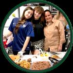 November – Thanksgiving Feast at Allison Academy
