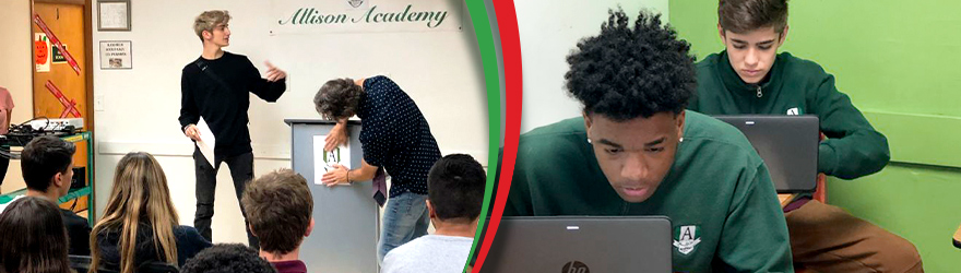 Allison Academy – a Future Ready School